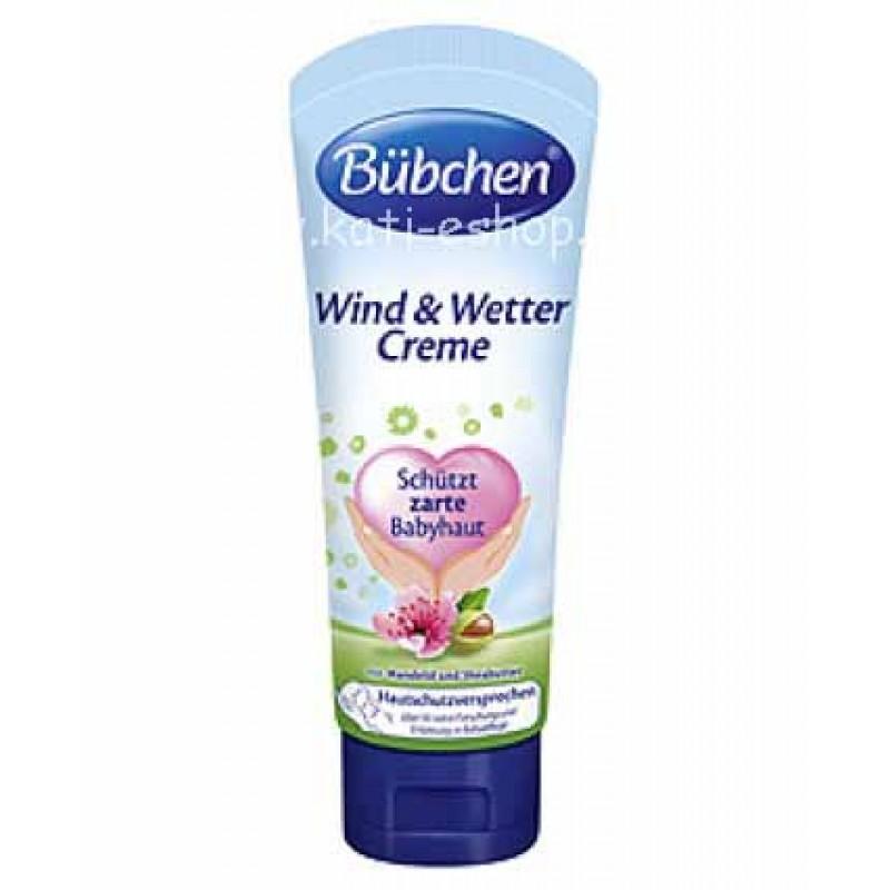Bübchen Защитен крем за лошо време и вятър 75ml