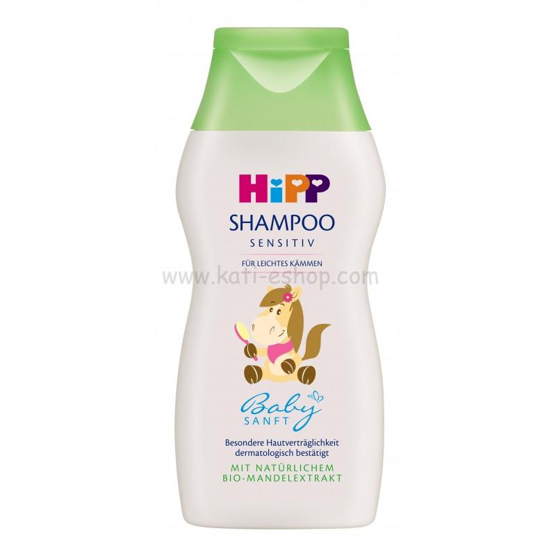 HIPP Шампоан за коса  200мл