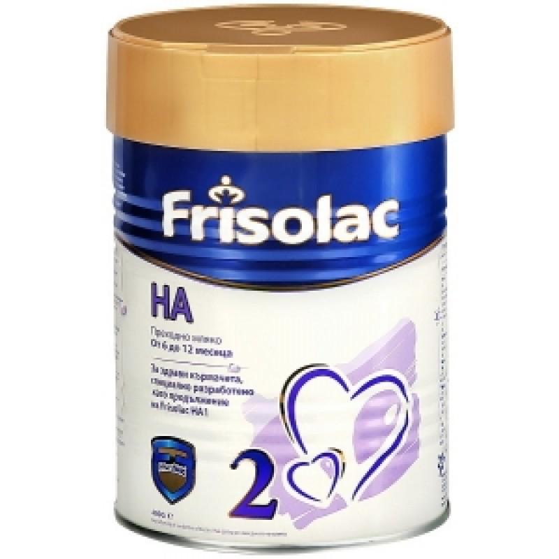 FRISOLAC H.A. 2 Преходно мляко 6м.+  400г