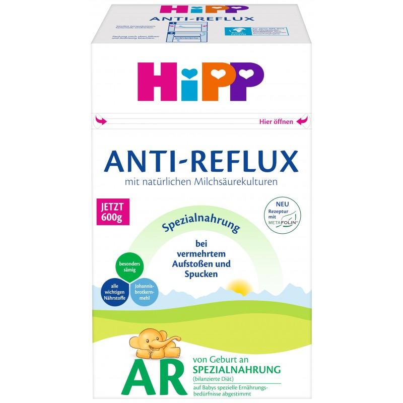 HiPP AR БИО специална храна за кърмачета 0м.+ 600г  / Нова формула