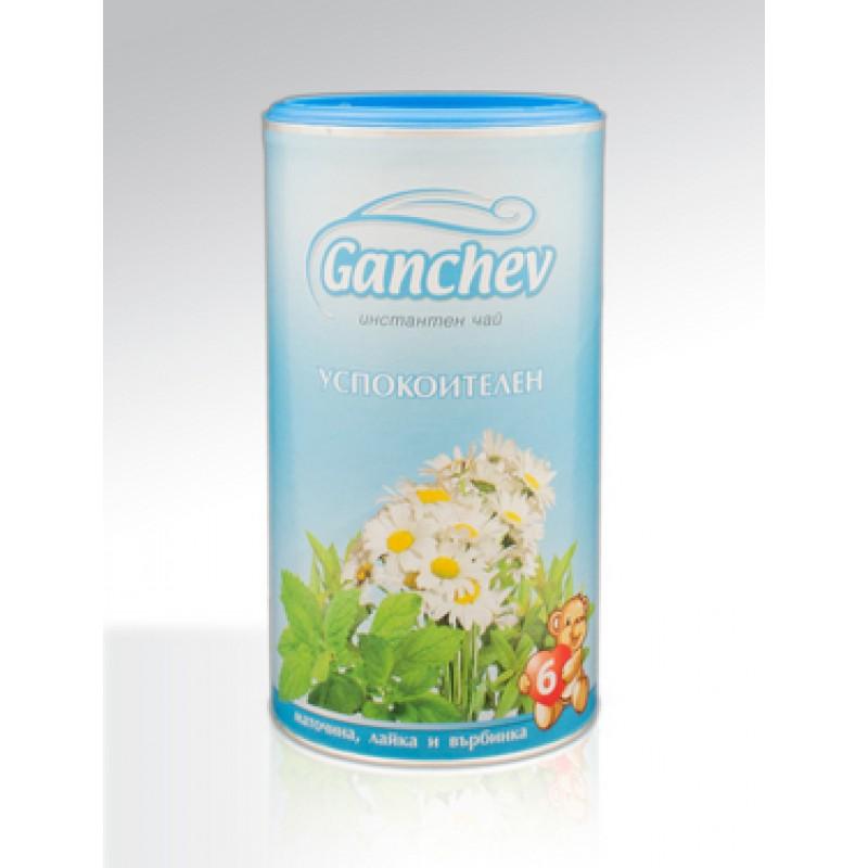 GANCHEV  Успокоителен чай 6м.  190г