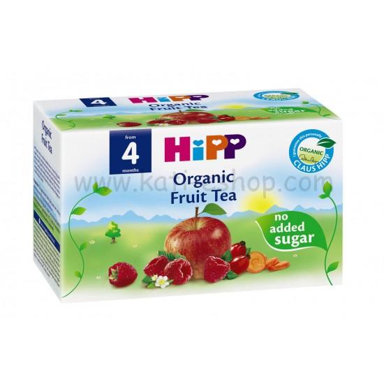 HiPP БИО плодов чай пакетчета 4м. 30г