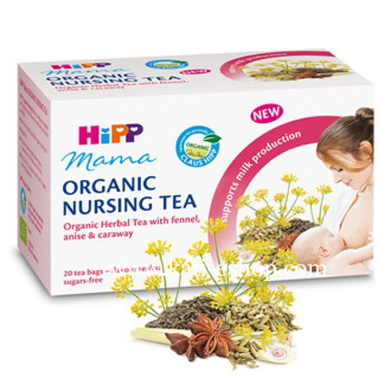 HiPP Mama Био чай за кърмачки