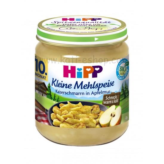 HiPP БИО Палачинки с мус от ябълки 10м. 200г