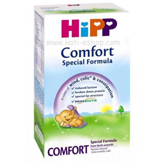 HiPP COMFORT специална храна за кърмачета 0м.+ 500г