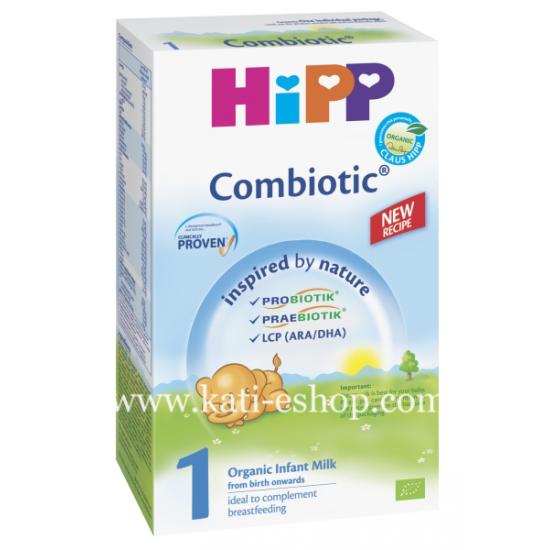 HiPP 1 Combiotic БИО мляко за кърмачета 0-6м. 300г