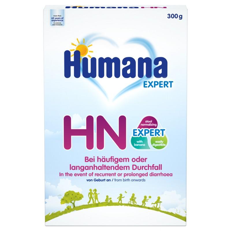HUMANA HN Лечебна храна при остра диария 0м.+  300г