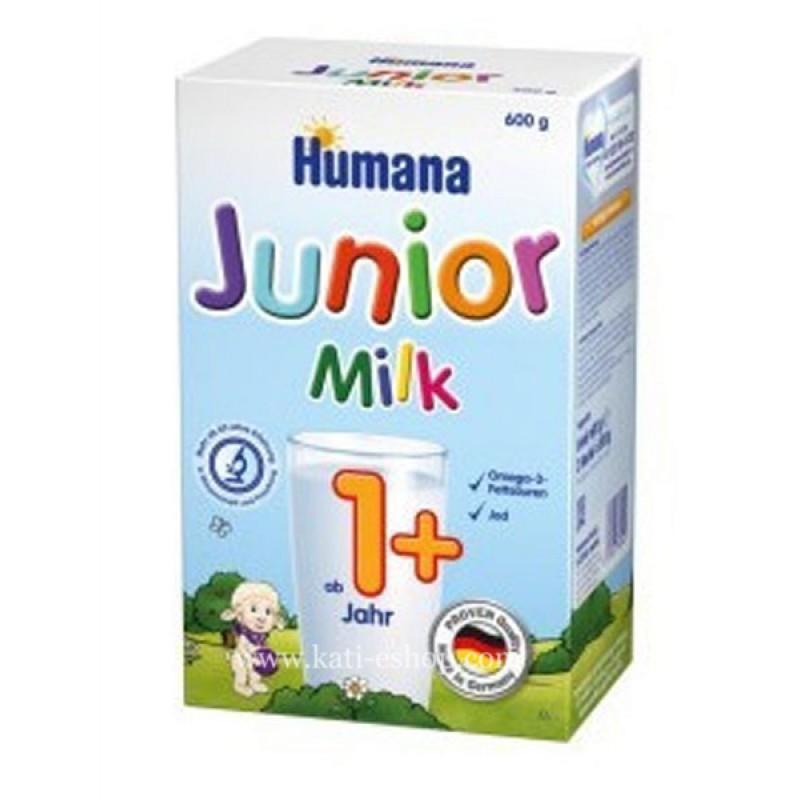 HUMANA Мляко Джуниър 12м.+  600г