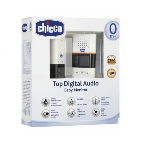 Chicco  Дигитален бебефон - TOP DIGITAL AUDIO 2565